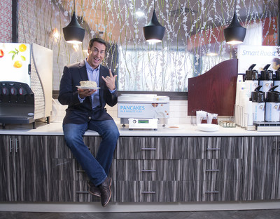 Holiday Inn Express(R) Brand Hires Rob Riggle as Creative Director