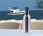 Bon Affair has launched its Sauvignon Blanc Wine Spritzer in Rexam's portable, eco-friendly FUSION aluminum bottle.