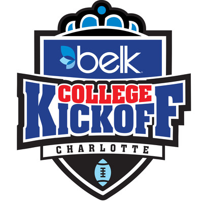 Belk, Inc. and the Charlotte Sports Foundation (CSF) announced today that Belk, Inc. will be the title sponsor of the 2015 Belk College Kickoff Game, featuring the University of North Carolina Tar Heels and the University of South Carolina Gamecocks.