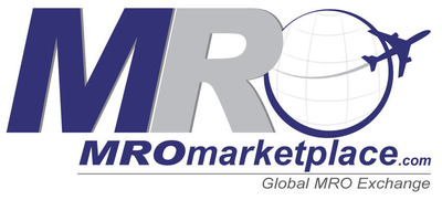 MROmarketplace.com is your online B2B marketplace solution that brings maintenance repair organizations (MROs) & aircraft/powerplant owners & operators together to facilitate their aircraft maintenance, repair and overhaul transactions. Leverage the global MRO marketplace for your enterprise today--MROmarketplace.com.  (PRNewsFoto/MRO Exchange LLC)