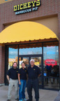 Dickey's Barbecue Pit Opens in Tracy, CA.  (PRNewsFoto/Dickey's Barbecue Restaurants)