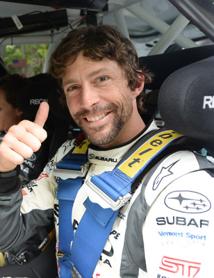 Travis Pastrana will contend five Rally America Championship rounds in an all-new WRX STI rally car.