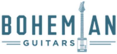 Bohemian Guitars Logo. (PRNewsFoto/Bohemian Guitars) (PRNewsFoto/BOHEMIAN GUITARS)