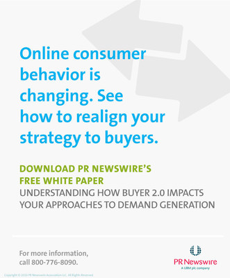 PR Newswire's free white paper Understanding How Buyer 2.0 Impacts Your Approaches to Demand Generation offers tips on realigning your strategy to online buyer behavior.