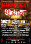 Slipknot's Legendary Knotfest Returns to the U.S. Friday, Oct. 24 through Sunday, Oct. 26 (PRNewsFoto/Live Nation Entertainment)