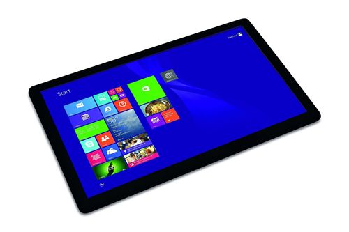 FlatFrog Touch is designed for mass production and integration into consumer products such as all-in-one PCs, notebooks and tablets. (PRNewsFoto/FlatFrog Laboratories AB)