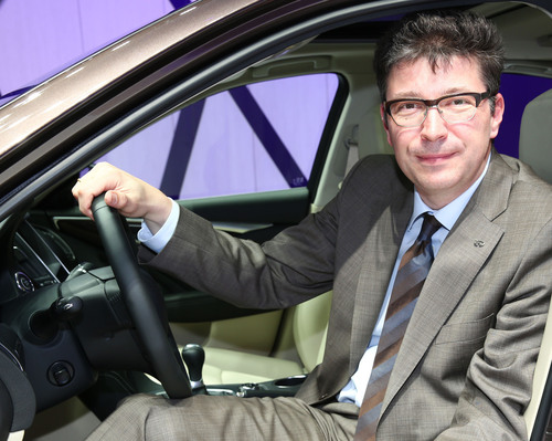 Infiniti Appoints Stefan Weinmann General Manager, Global Communications