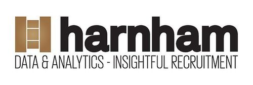 Harnham logo (PRNewsFoto/Harnham)