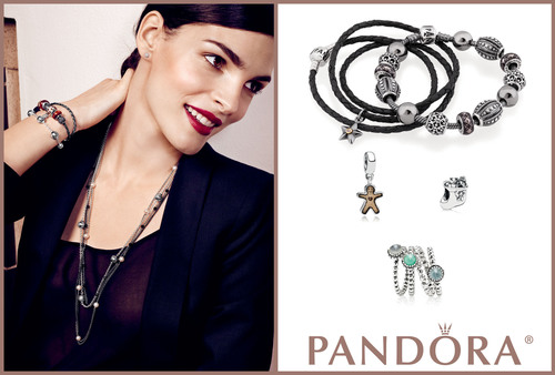 PANDORA Jewelry offers holiday gift ideas to charm the women in your life.  (PRNewsFoto/PANDORA)