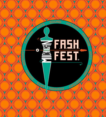 Michigan F.A.S.H. FEST logo.  (PRNewsFoto/Michigan F.A.S.H. Fest)