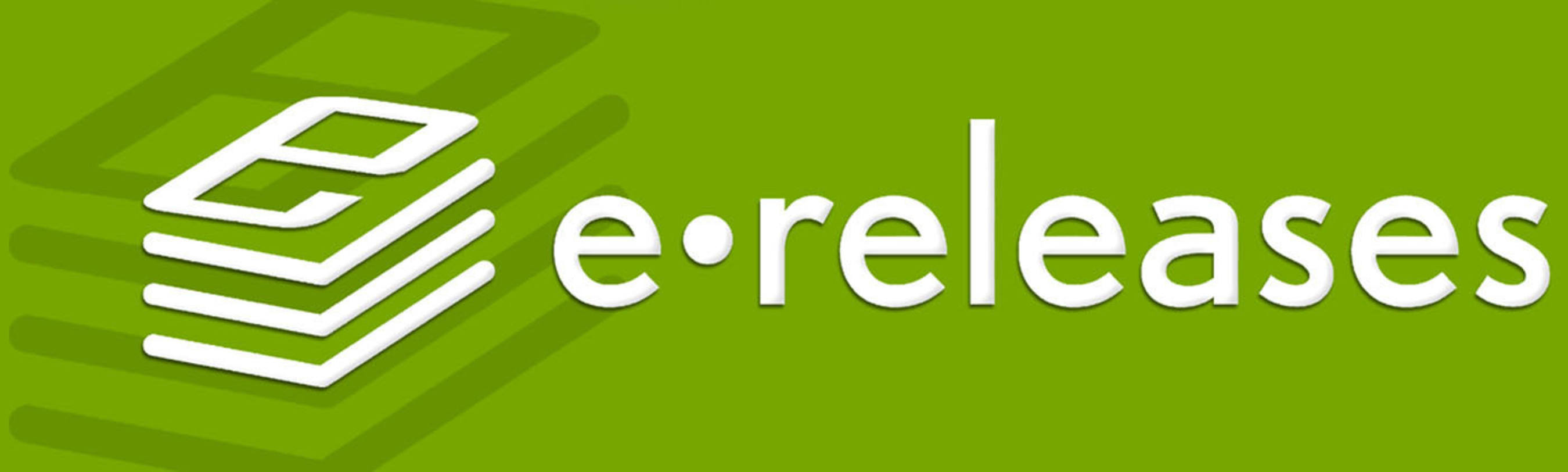 eReleases Logo. (PRNewsFoto/eReleases) (PRNewsFoto/ERELEASES)