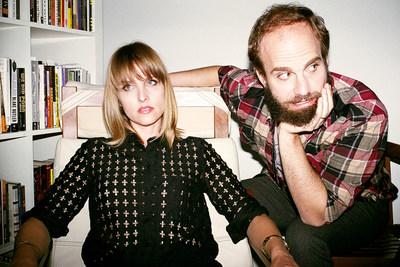 Creators Katja Blichfeld & Ben Sinclair / Photo by Paul Kwiatkowski
