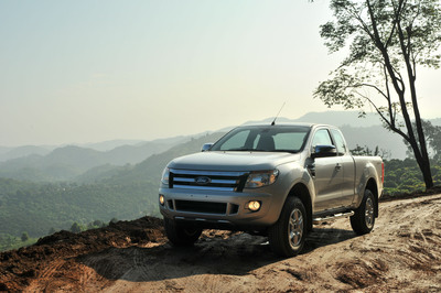 Ford Motor Company overall retail sales for the ASEAN region in 2013 rose more than seven percent year-over-year to an all-time best 95,906 units.  (PRNewsFoto/Ford Motor Company)