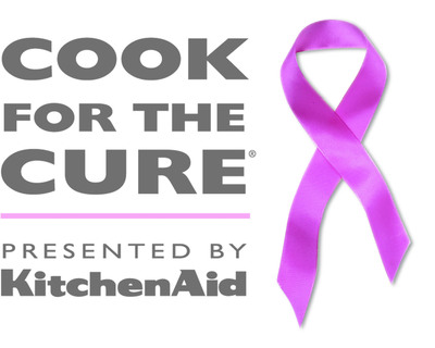 1,000 Cooks for the Cure: July 19 - 28, 2013.  (PRNewsFoto/KitchenAid)