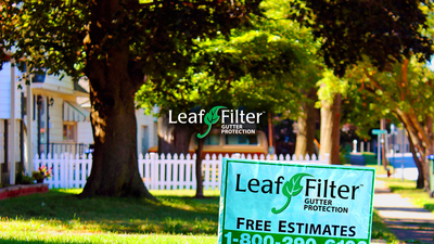 LeafFilter Gutter Guards have been rated the nation's best gutter protection solution.  (PRNewsFoto/LeafFilter North, Inc)