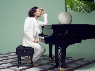 Rufus Wainwright & Mark Ronson Team Up for 'Out of the Game'