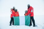 Amazu Family: The first Nigerians to reach the geographic North Pole.