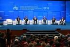 Plenary Session at Astana Economic Forum 2016 (PRNewsFoto/Astana Economic Forum)