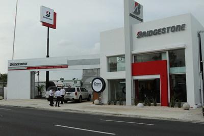 "Service Center ""Bridgestone Store"" Puerto Rico"