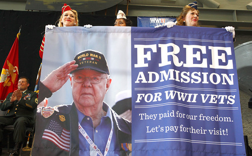 National WWII Museum Honors the 'Greatest Generation,' Marks the Museum's 10th Anniversary, and