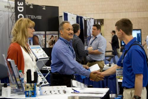 Exhibitors coming to Schaumburg, IL event. (PRNewsFoto/UBM Canon)
