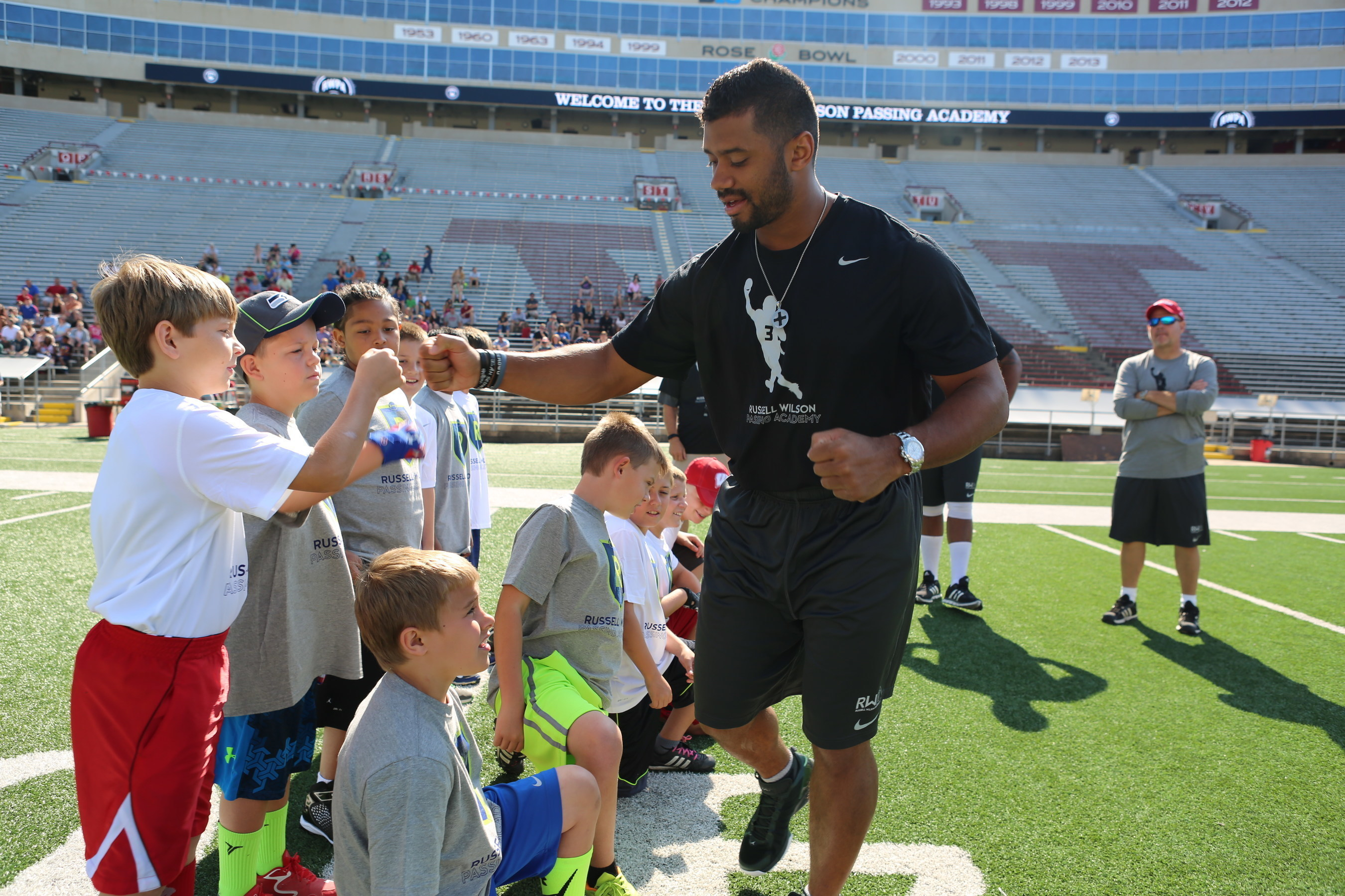 Kevin Love, Jordy Nelson and Russell Wilson Join FantasyDraft to Announce DraftForCharity