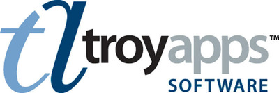 Troy Apps Software Logo.  (PRNewsFoto/Troy Apps Software)