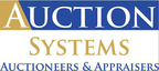 Auction Systems Auctioneers & Appraisers Inc. (PRNewsFoto/Auction Systems)