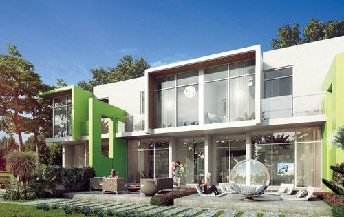 Phase 1 Villas at AKOYA Imagine 2 (PRNewsFoto/DAMAC Properties)