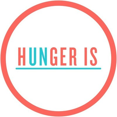 Hunger Is logo