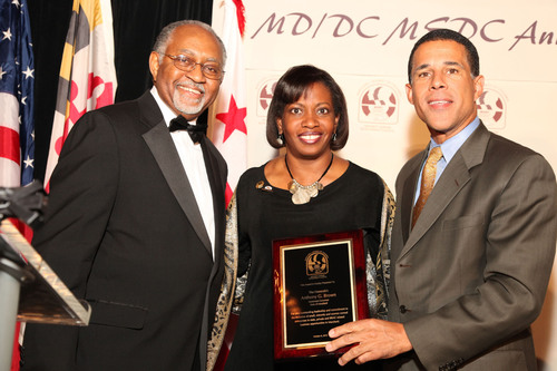 Maryland Lt. Governor Anthony Brown Joins Hundreds to Celebrate Leading Minority Businesses and