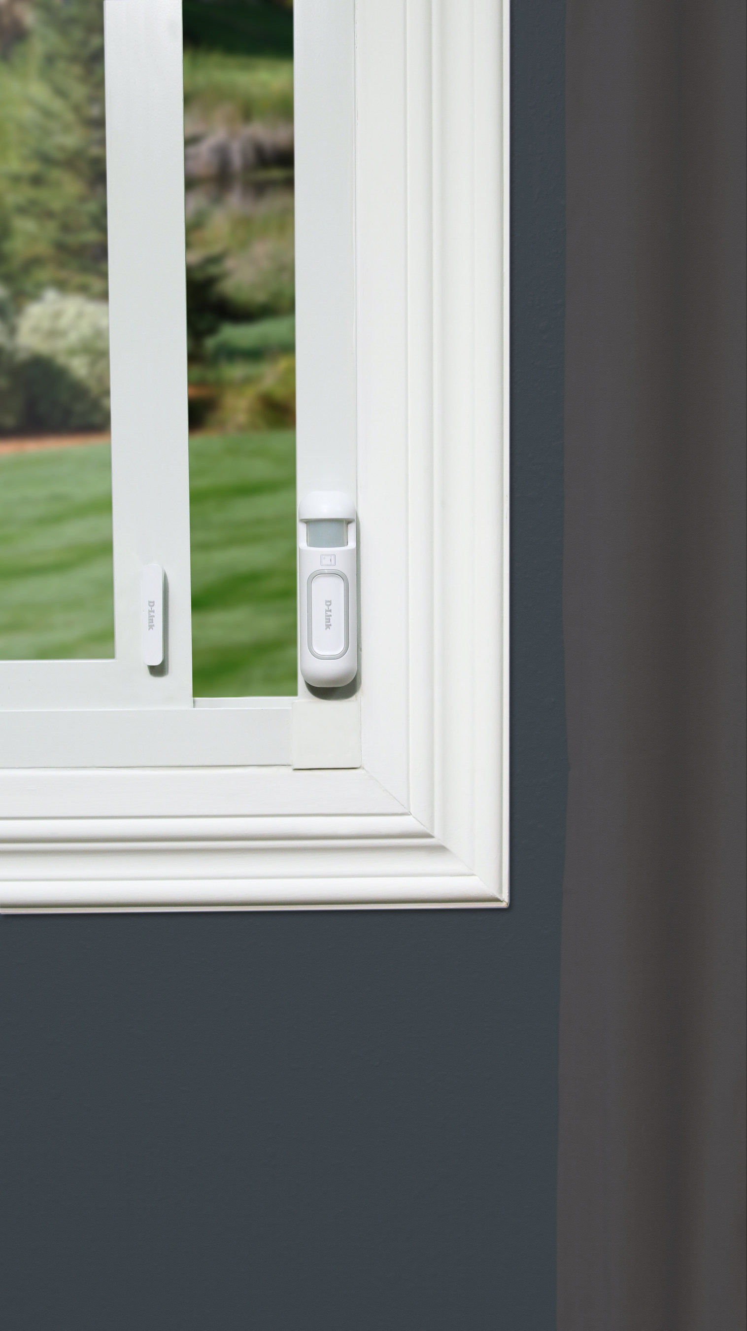 D-Link's latest DCH-Z110 detects when doors or windows are opened, alerting users with push notifications sent directly to their mobile device