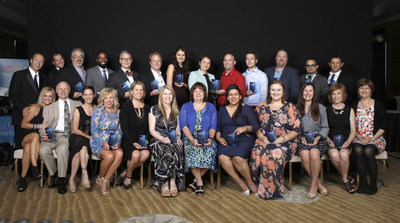 Recipients of the 2016 TMSA Compass Awards are recognized at the most recent TMSA Marketing & Sales Conference last June.