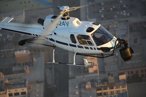 SHOTOVER stürmt den Himmel als luftkinematographische Lösung für Hollywood-Blockbuster Hangover