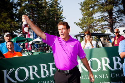 Legends Of Sports And Entertainment Theismann, Sorenstam & Curry Vie For Title In Lake Tahoe
