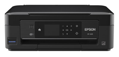 Next-Generation Epson Expression Home XP-420 Small-in-One Offers Impressive Performance in Ultra-Compact Footprint