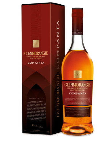Glenmorangie Single Malt Scotch Whisky Proudly Releases Companta. (PRNewsFoto/Glenmorangie) ...
