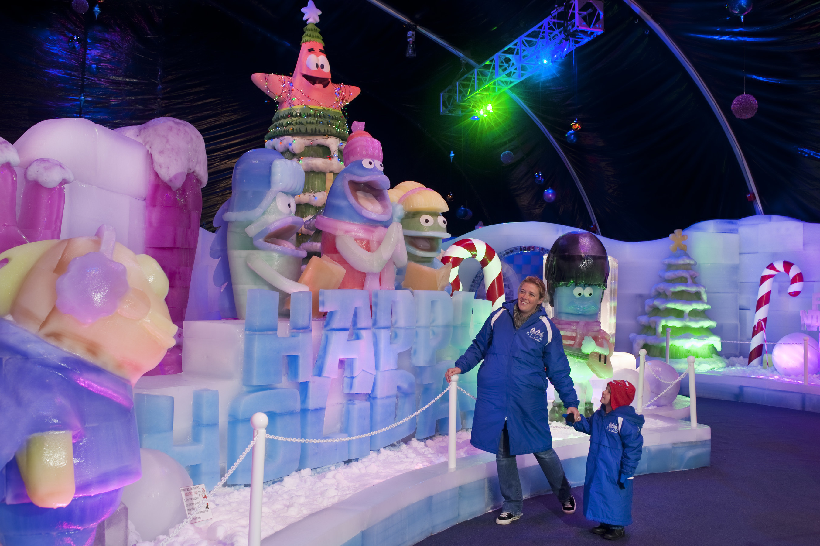 Moody Gardens Christmas.Moody Gardens And Nickelodeon Reveal First Glimpse Of Brand
