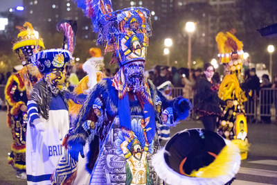 2015 Chicago Cultural Mile Halloween Gathering Parade
