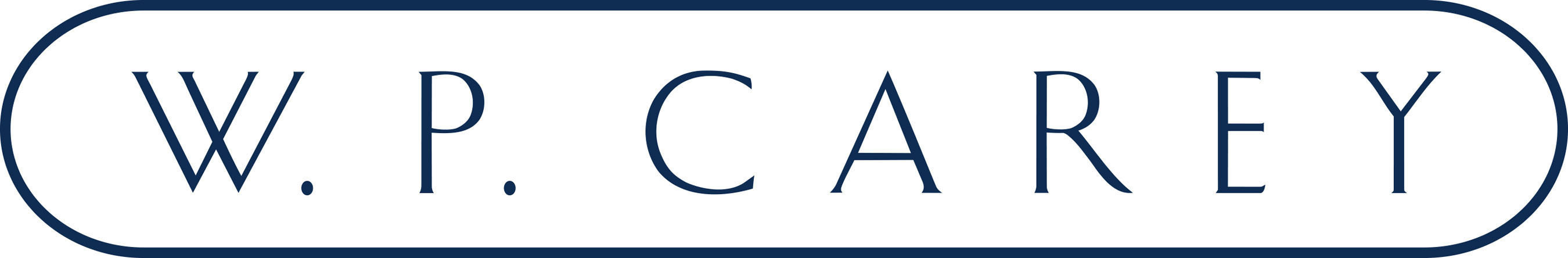 W. P. Carey Inc. Logo.