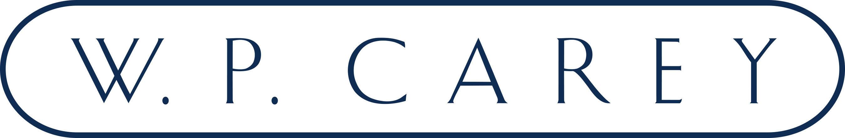 W. P. Carey Inc. Logo.