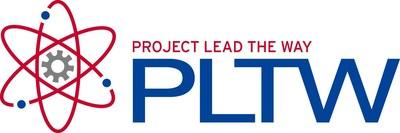 Project Lead The Way Logo (PRNewsFoto/Lockheed Martin)