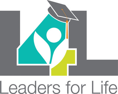 Leaders for Life Fellowship logo.  (PRNewsFoto/Take Stock in Children)
