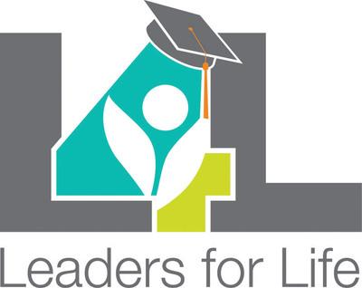 Leaders for Life Fellowship logo.  (PRNewsFoto/Take Stock in Children)