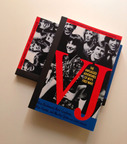 Original MTV VJs auction advance peek at book to benefit Hurricane Sandy Relief.  (PRNewsFoto/Atria Books)