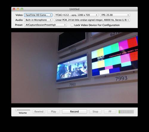 Mobile Viewpoint announces live video transmission app for Apple MAC OS X
