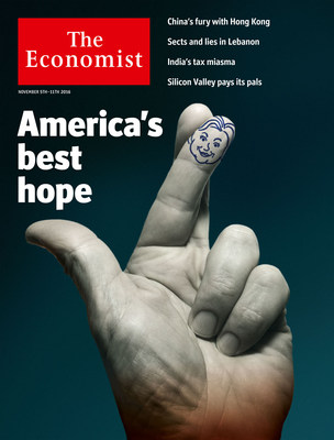 THE ECONOMIST ENDORSES HILLARY CLINTON IN THE 2016 UNITED STATES PRESIDENTIAL ELECTION; Clinton's incrementalist style and hard work could make for a more successful presidency than her many detractors expect