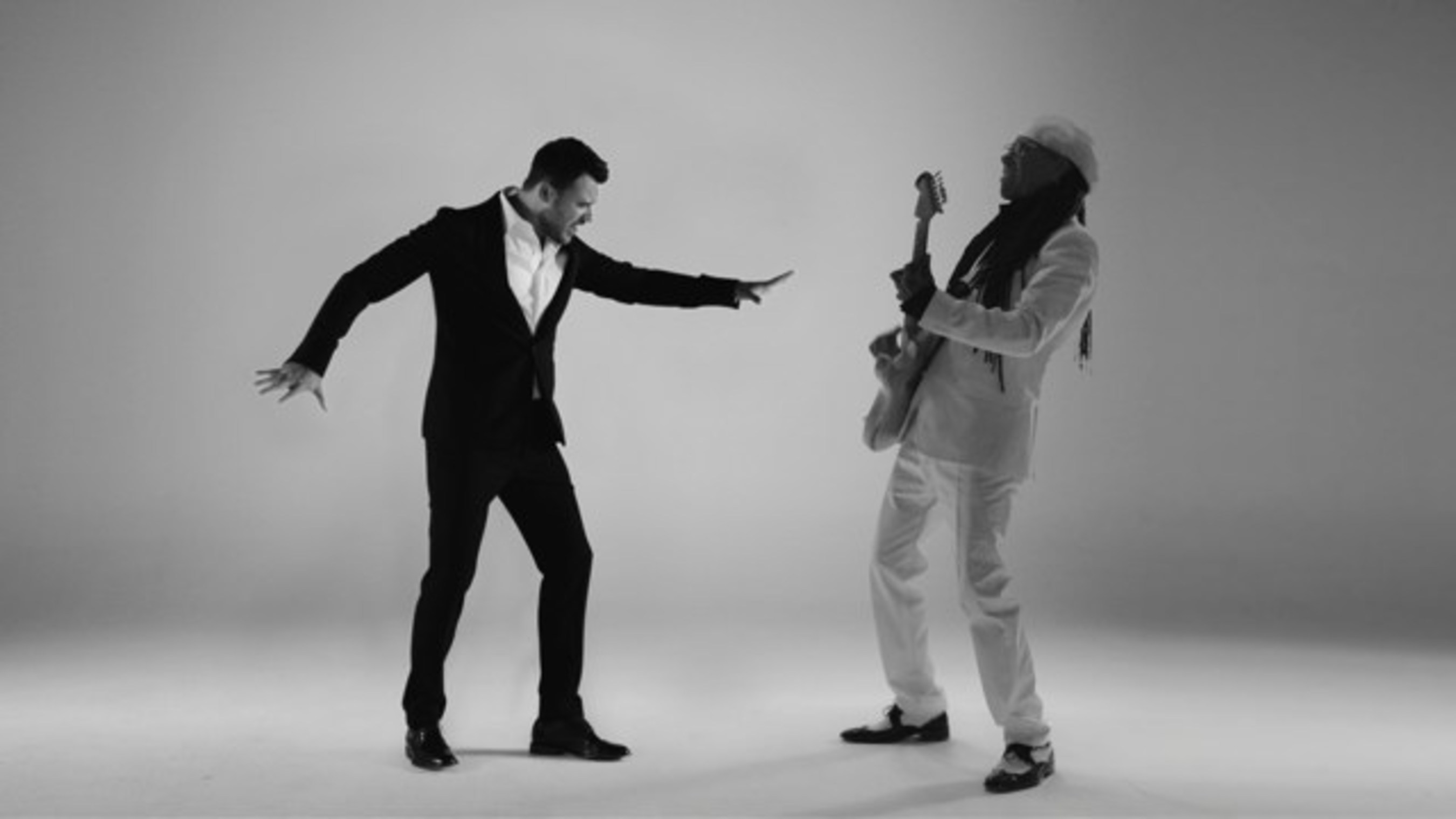 International Pop Star Emin Teams Up With Hit-Maker Nile Rodgers For New Single -- 'Boomerang'