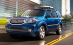 The perfect vacation vehicle is now available at Metro Honda in Jersey City, N.J. Test drive the 2014 Honda Pilot today. (PRNewsFoto/Metro Honda)