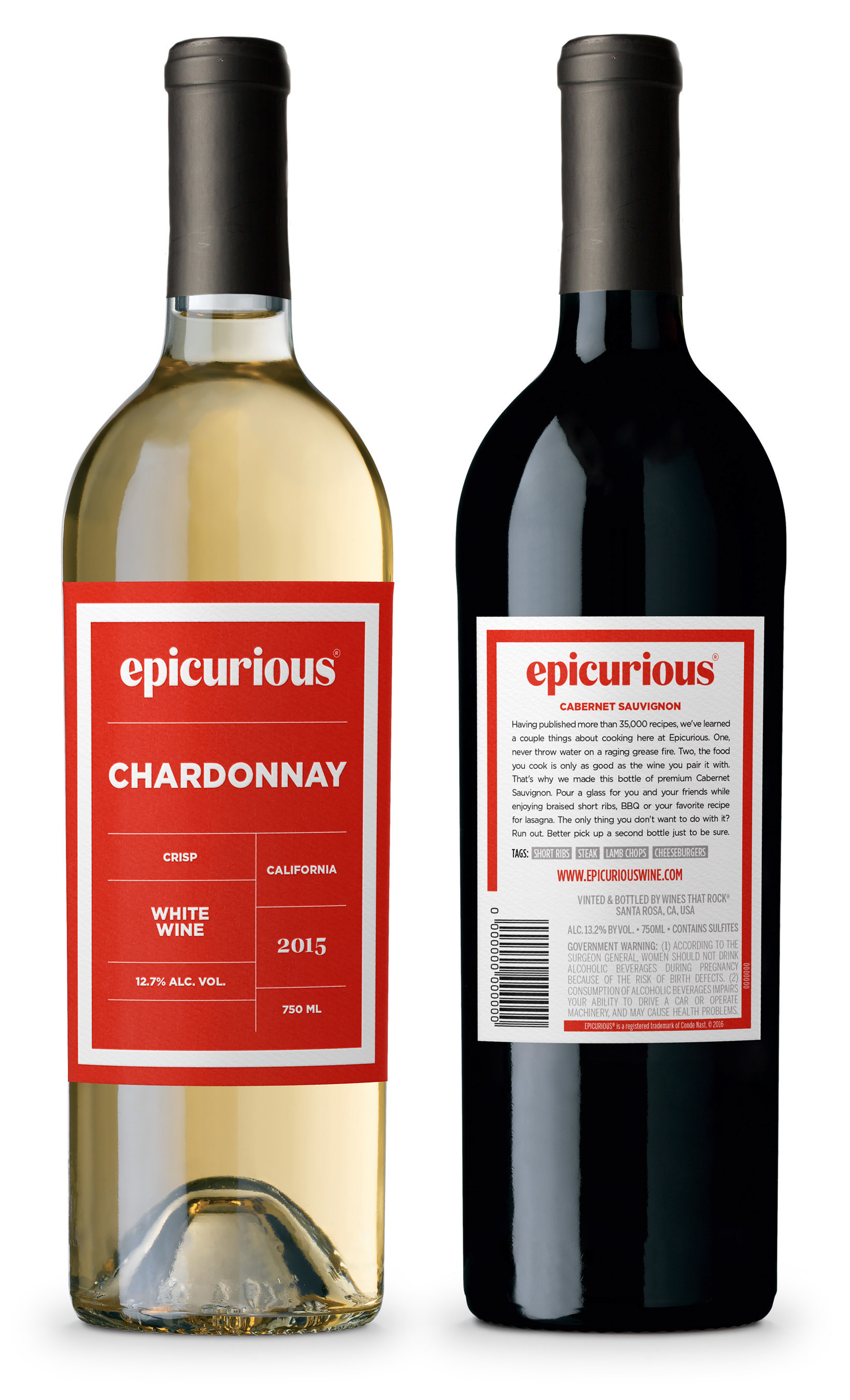 Epicurious Launches the Ultimate Wine Collection for Home Cooks and Foodies